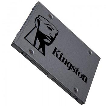 """Твердотельный диск 240GB Kingston SSDNow A400, 2.5"""", SATA III, [R/W - 500/350 MB/s]"""