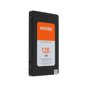 "SSD 2.5"" Smartbuy 120Gb Jolt <SB120GB-JLT-25SAT3> (SATA3, up to /Mbs, 3D TLC, , 7mm)"