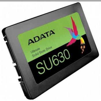 """SSD ADATA 2.5"""" 240GB ADATA SU630SS Client SSD ASU630SS-240GQ-R SATA 6Gb/s, 520/450, IOPS 30/65K, MTB"""