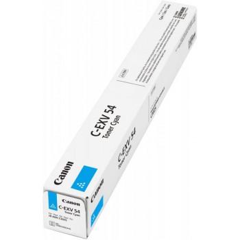 Тонер Canon C-EXV54C 1395C002 голубой туба для копира C3025i