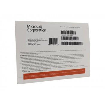 Право Microsoft Windows 10 OEM Professional 64bit RUS 1pk DSP OEI DVD