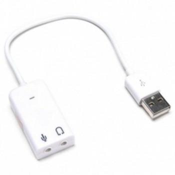 Звуковая карта C-Media USB TRAA71 (C-Media CM108) 2.0 Ret