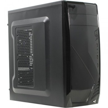 "Корпус Miditower Aerocool ""Cs-1102 Black"" ATX/micro ATX / mini ITX, USB3.0 (без БП) 58133"