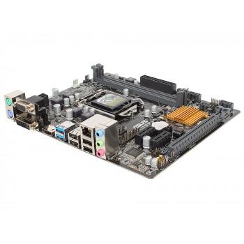 Материнская плата ASUS H110M-R/C/SI LGA 1151, Intel H110, 2xDDR-4, 7.1CH, 1000 Мбит/с, USB3.0, D-Sub