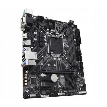 Материнская плата Gigabyte H310M S2H 2.0 Soc-1151v2 Intel H310 2xDDR4 mATX AC`97 8ch(7.1) GbLAN+VGA+