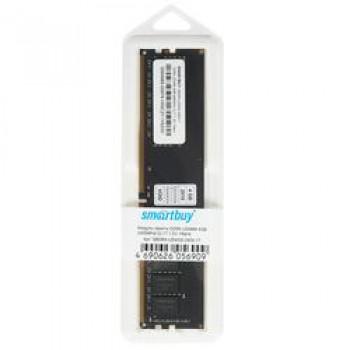 Smartbuy DDR4 DIMM 4GB SBDR4-UD4GS-2400-17 PC4-19200, 2400MHz <SBDR4-UD4GS-2400-17>