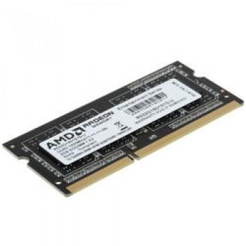 Память SO-DIMM 2GB AMD Radeon™ DDR3L 1600 SO DIMM R5 Entertainment Series Black R532G1601S1SL-U Non-