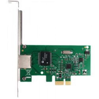 Сетевой адаптер Ethernet Gembird NIC-GX1 1000/100/10, PCI-express, чипсет RTL8139C