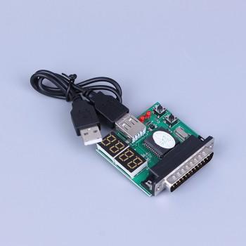 POST карта USB