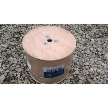 5bites Кабель FS5500-305AE FTP / SOLID / 5E / CCAG / PVC / BLACK / OUTDOOR / DRUM / 305M