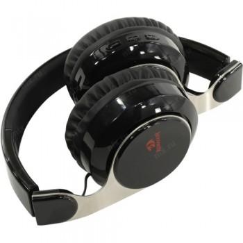 Гарнитура Redragon Sky B черный, Bluetooth (3,5-мм джек, Micro-USB,10часов)