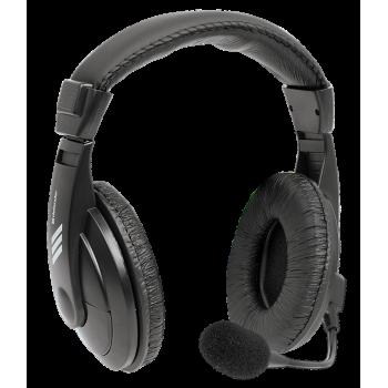 Defender Gryphon 750U USB, черный, 1.8м кабель [63752]