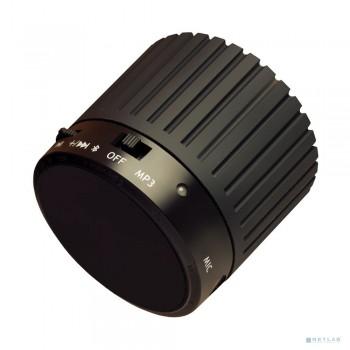 Беспроводная BT-Колонка GINZZU GM-988B, bluetooth, 3W/TFcard/AUX/FM, черный