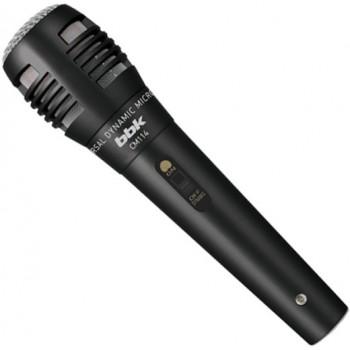 Микрофон BBK CM114 black