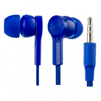 Perfeo PF_A4617 наушники внутриканальные TUNE темно-синие
