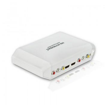 HDMI Новый караоке система конвертер усилитель онлайн пение машина Лучший партнер для компьютера кар