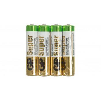 Батарея GP Super Alkaline 24ARS LR03 AAA (4шт)