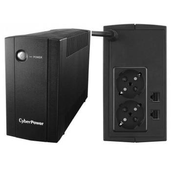 ИБП CyberPower UTC650E 650VA/360W (2 EURO)