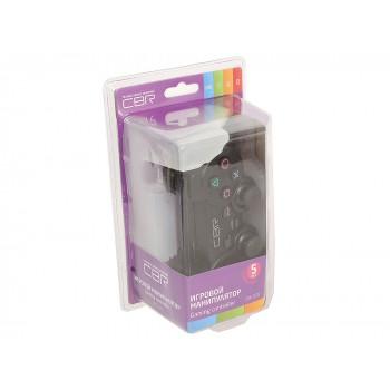 CBR CBG 920  USB {Игровой манипулятор, для PC, беспроводной, 2 вибро мотора}
