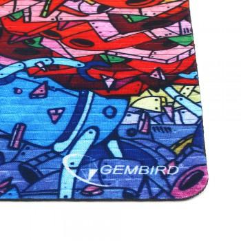 "Коврик для мыши Gembird MP-GRASS рисунок ""трава"""