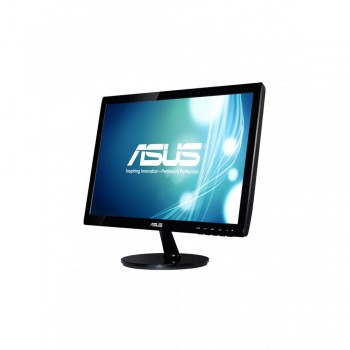 """Монитор Asus 18.5"""" VS197DE черный TN+film LED 5ms 16:9 матовая 200cd 1366x768 D-Sub"""