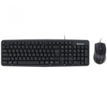 Клавиатура + Мышь Defender Dakota C-270 RU черный