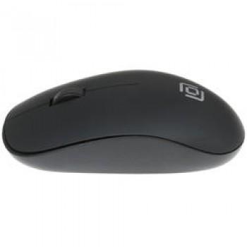 Мышь Oklick 515MW черный/серый оптическая (1000dpi) беспроводная USB (2but)
