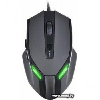 Мышь Oklick 835G черный оптическая USB игровая (5but)