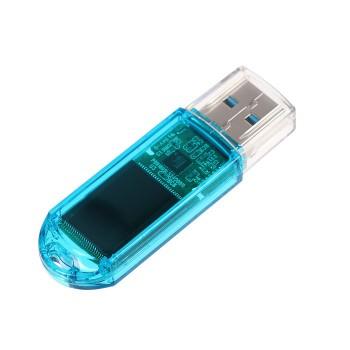 Флеш Диск 128GB Mirex Elf, USB 3.0, Синий