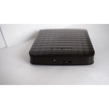"""Жесткий диск Seagate Original USB 3.0 500Gb (Samsung) STSHX-M500TCB 2.5"""" черный"""