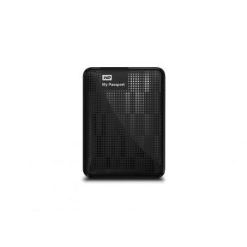 """Жесткий диск WD Original USB 3.0 1Tb WDBMTM0010BBK-EEUE Elements Portable 2.5"""" черный"""