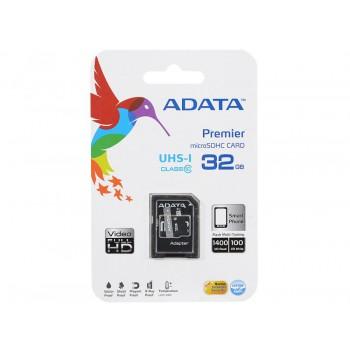 Флеш Карта SD 32GB ADATA UHS-I class10