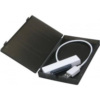 """Внешний корпус для HDD AgeStar SUBCP1 SATA черный 2.5"""""""