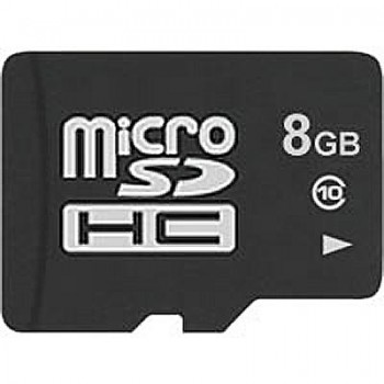 8GB Gigaram Class 10 TransFlash microSDHC (p/n TF-8GB-CLASS10)