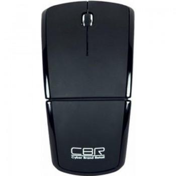 CBR CM-610 Bluetooth Black, беспроводная оптическая мышь, 1200 dpi, софттач, складная